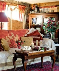 English Country Decorating Styles