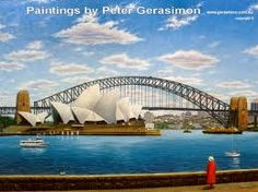 Image result for sydney paintings
