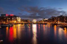 Amsterdam light festival!