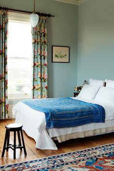 Best 25+ Blue bedroom curtains ideas on Pinterest | Blue ...