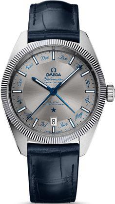 Omega Globemaster Annual Calendar   Timeless Luxury Watches