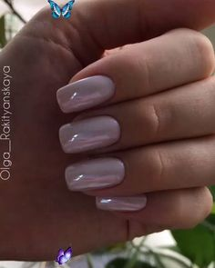 Leaving Facebook Winter Outfits Ideas For Women 2020 - strickendesign.com -  2020 Nails Trends Video Tutorial<br> Summer Gel Nails, Winter Nails, White Summer Nails, Cute Spring Nails, Nail Designs Pictures, Cool Nail Designs, Square Nail Designs, Elegant Nail Designs, Cute Nails