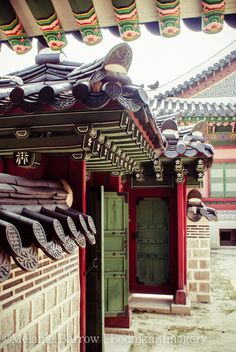 Gyeongbukgung Palace, Seoul, South Korea | Copyright Bodhikai Imagery