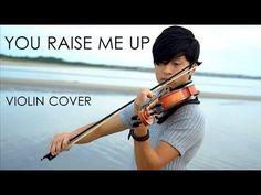 You Raise Me Up Violin Cover - Josh Groban - Daniel Jang. This is so beautiful