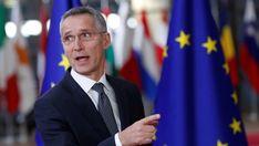"""ICYMI: Stoltenberg señala a la """"Rusia entrometida"""" como una de las mayores amenazas a la seguridad mundial"""