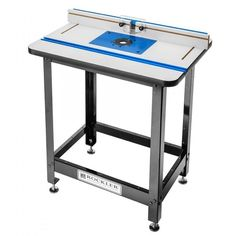 Prs1045 kreg precision router table system pinterest close rockler high pressure laminate router table fence stand and phenolic plate greentooth Images