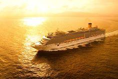 Una vuelta al mundo con Costa Cruceros y Viajes El Corte Inglés