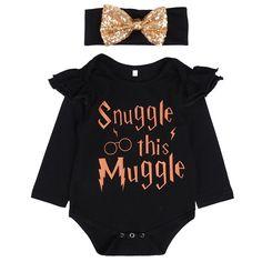 Snuggle This Muggle Baby Girl Set