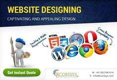 A good website is needed to make a strong online presence and attracting large scale viewership traffic. Thus, development and designing of a website gains prime importance for business enterprises. The No. 1 web designing company India boasts of professionals having years of experience and competence to design quality websites for businesses worldwide.