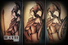 Atena At In Cute Estúdio de Tatuagem. Rua Cardeal Arcoverde, 1905 11 3031-2531