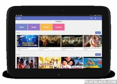 Hindi Videos - Thiraimedia  Android App - playslack.com , Spotlight:- Hindi Super Hit HD Movies.- Hindi Top Bollywood Songs.- Hindi Comedy videos.- New contents are added and updated frequently.Features:★ Quick access to recently watched videos. Start wat