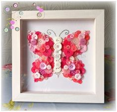 Button butterfly £40.00