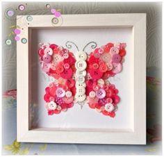 Button butterfly £40.00
