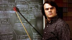School of Rock- still want that rock pointer stick thing