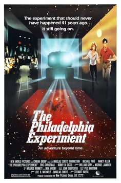 The philadelphia experiment film series. Watch the philadelphia experiment online the philadelphia experiment free. Double bill of films based on the purported us experiment designed to render. Fantasy Movies, Sci Fi Movies, Hd Movies, Movie Tv, Movie Trivia, Fiction Movies, Movie List, Horror Movies, Nancy Allen