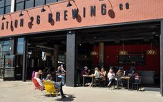 Station 26 Brewing Co | 10 Hottest Craft-Brewery Taprooms Around Denver | Zagat #beer #craftbeer