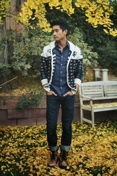 Men's Street Style Outfits For Cool Guys (11)
