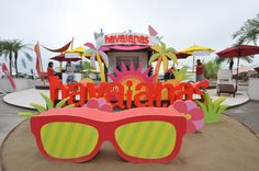 Pop up Shop Pop Display, Display Design, Booth Design, Display Ideas, Exhibition Booth, Exhibition Space, Havaianas Store, Stage Design, Event Design
