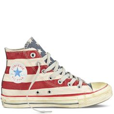 Converse Chuck Taylor ALL STAR SEASONAL HI BRIGHT CRIMSON tela normale