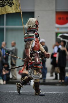 Samurai Warrior Parade, Nikko Spring Festival, Tochigi Prefecture, Japan