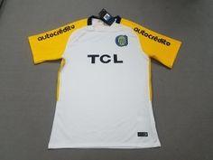 18-19 Cheap Jersey Rosario Central Away Replica White Shirt  BFC609   Argentina League 574398470