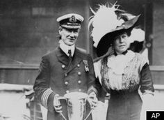Molly Brown, Titanic Survivor, Is Honored In New Exhibit