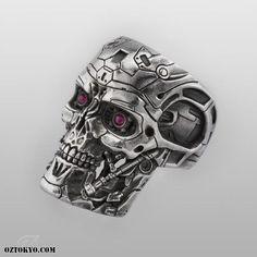 Terminator ring by Magische Vissen | Oz Abstract Tokyo, Japan