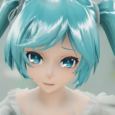 Vocaloid, Profile Pics, Blue Aesthetic, Headers, Cyber, Manga, Random, Friends, Green