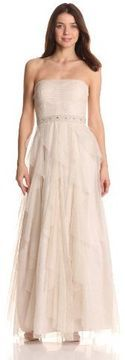 shopstyle.com: Hailey by Adrianna Papell Women's Dresses Glitter Ball Gown