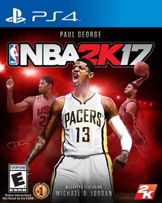 NBA 2K17 – Standard Edition For PlayStation 4 (Physical Disc)