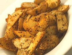 mmm balsamic oven-baked fries