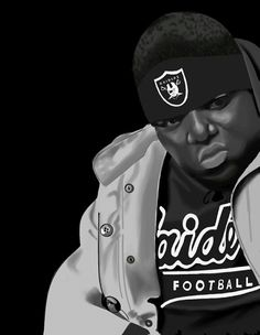 Biggie Smalls #biggiesmalls #newyork #brooklyn #hiphop #vector #illustration