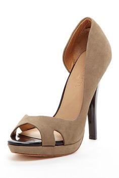Time for Spring  L.A.M.B. Italia Platform Sandal  $107.00