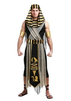 41af3d5f18  halloween  halloweencostumes All Powerful Pharaoh Plus Size Costume for  Men  Pharaoh might be