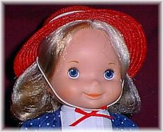"Oh how I loved you Mandy... Fisher price ""My Friend"" dolls"