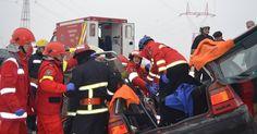 Súlyos közuti baleset történt ma reggel 9:58 - perc környékén Nyárádtő és Kiscserged települések között :( http://ahiramiszamit.blogspot.ro/2017/01/sulyos-kozuti-baleset-tortent-ma-reggel.html