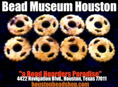 BeadMuseumHouston in the east end ,close BBVA Dynamo Stadium! the Bead Museum has has ancient Beads & Artifacts on public display daily 12to6! 4422NavigationBlvd. Located in the BellaireBeadShop building.(east end)  @Bead Museum  http://twitter.com/katiekoenig  Bead Shop& BeadMuseumHouston ,east end, Bead Museum, AncientBeads,  daily12-6! 4422NavigationBlvd.  https://plus.google.com/u/0/111035818842059665874/posts  via  Pinterest.com/BeadMuseum