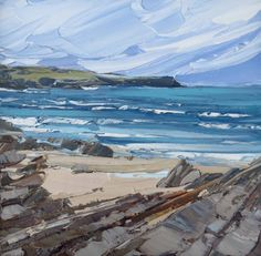 North Shore, Anglesey - Galeri Betws Y Coed - Art Gallery in North Wales