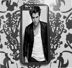 Robert Pattinson Smartphone Cover  4/4S 5/5S 6 6 Plus by pacforme