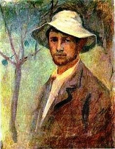#KAROLY_KERMSTOK    *   Autoretrato. Henri Matisse, First World, Impressionist, Portraits, Paintings, Google, Artist, Life, Men