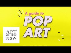 Popular, witty, sexy, glamorous – pop art exploded onto the cultural scene in the early 1960s. A new generation of artists rebelled against 'high art' to embrace the world of advertising, television, film stars, pop music and consumerism. Pop art shocked many but inspired even more.