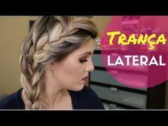 Trança lateral - Side braid - bellagirl.ca - YouTube