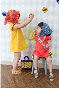 かわいい!絵本みたいな子供服!ANNIKA アニカ 2012春夏COLLECTION 韓国 - NAVER まとめ