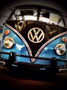 VW Bus ☮ re-pinned by http://www.wfpblogs.com/author/southfloridah2o/