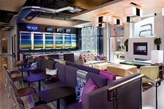 Aloft Hotel Right Outside Of Boston Ma This Place Was Awesome And