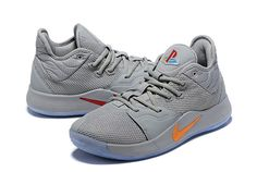 c84f57a3d3b8 PlayStation x Nike PG 3 Wolf Grey Multi-Color To Buy-4