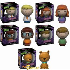 Scooby Doo with the Mystery Machine Dorbz Release http://popvinyl.net/news/scooby-doo-mystery-machine-dorbz-release/  #funko #popvinyl #scoopydoo