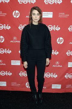 Rooney Mara One Love Premieres Sundance