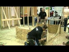 Building a Barrel Ceiling Part 3 Framing the ceiling
