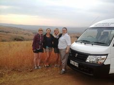 Closed game drive vehicle Hluhluwe, St Lucia, Cape Vidal.  Closed game drive vehicle with loads of comfort and a whole lot of open game viewing.  All guests have a huge open window to view the big 5.